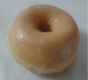 Donuts glacé