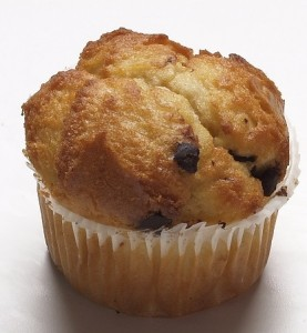Muffins Vainilla