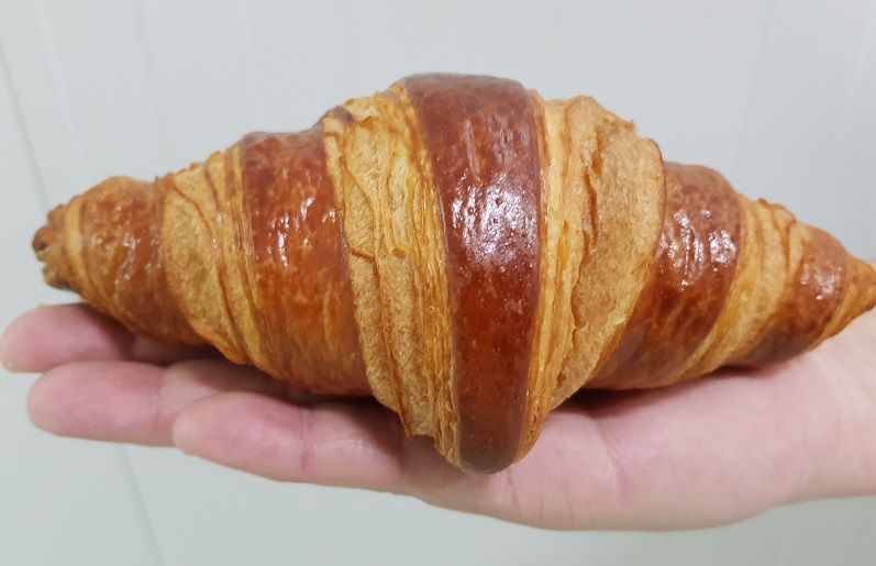 "Croissants de Mantequilla ""Proceso con Poolish"""